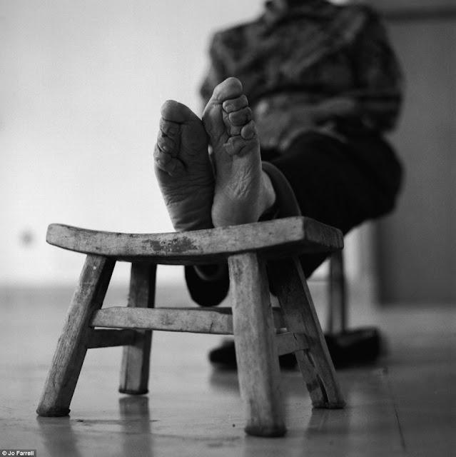 tradicija za ljepotu nogu