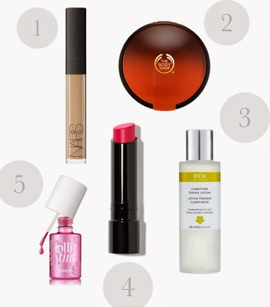 Beauty Products I Need To Try ASAP
