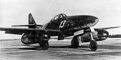 Hitler's Fighter Jet in World War 2 | World War Stories
