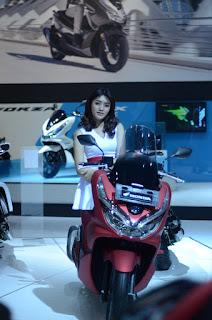 Sepeda Motor Baru di Indonesia Motorcycle Show 2018