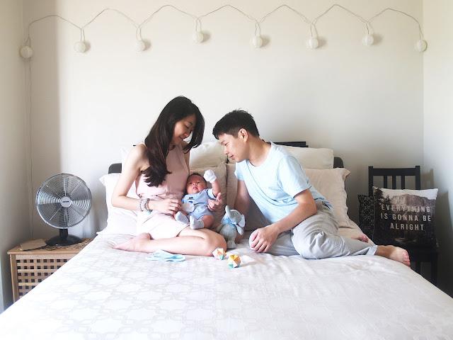 Lee Jo Anne and Gary Phoon Kah Hoe