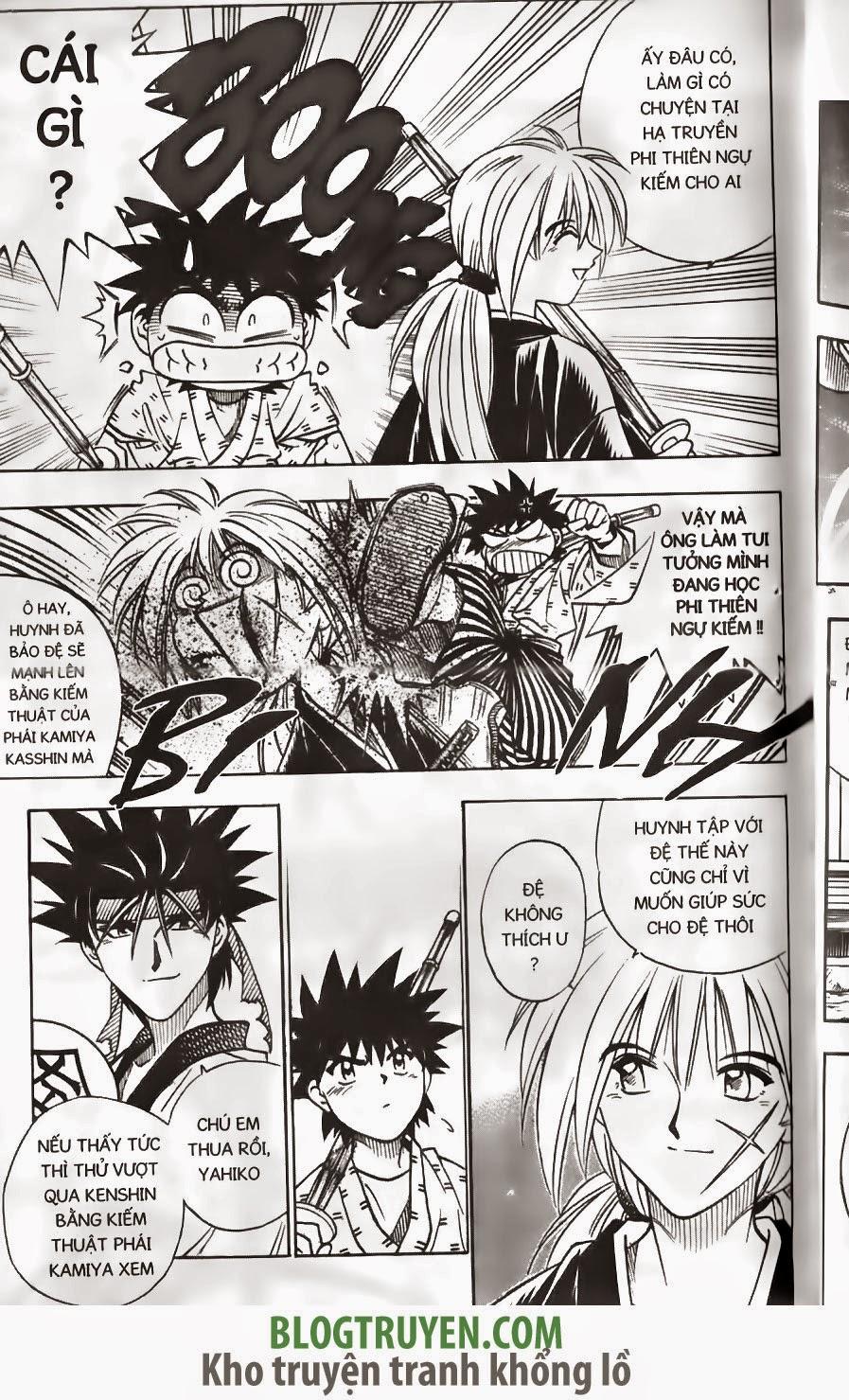 Rurouni Kenshin chap 152 trang 6