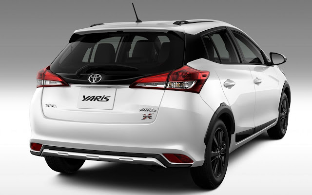 Toyota Yaris 2019 X-Way
