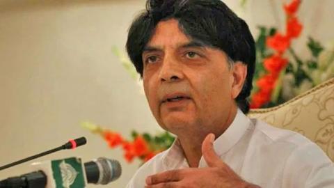 عمران خان آئے نہیں بلکہ لائے گئے ہیں،چوہدری نثار