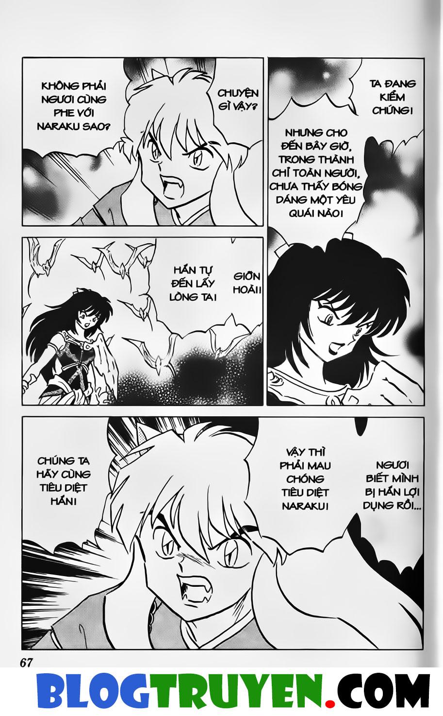 Inuyasha vol 32.4 trang 10