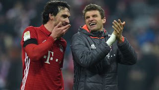 Bayern Munich vs Bayer Leverkusen 2-1 Video Gol & Highlights