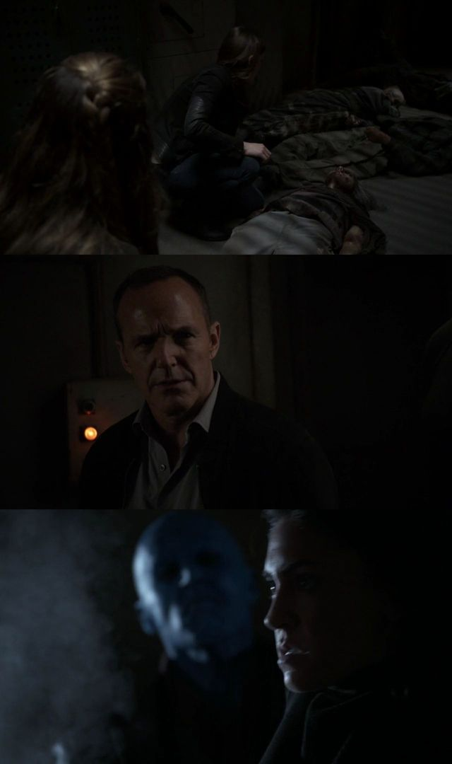 Marvel Agents of Shield Temporada 5 HD 720p Latino Dual