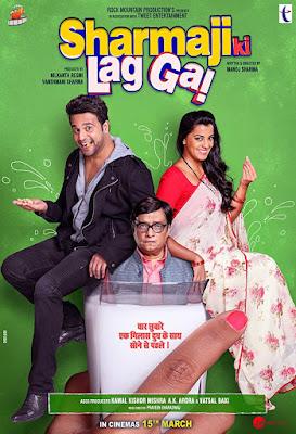 Sharma ji ki lag gayi (2019) Hindi Pre-DVD Rip 700MB