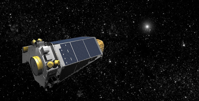 Artist's rendering of the Kepler spacecraft. Credit: NASA