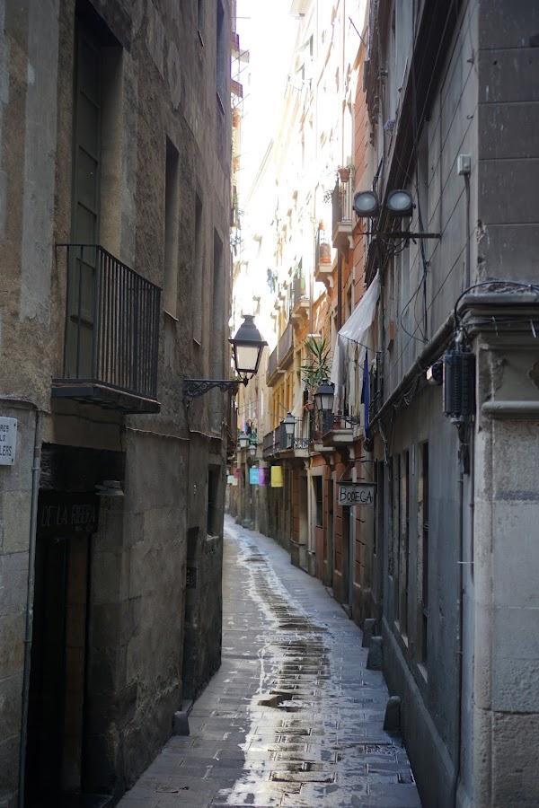 ミラリェス通り( Carrer dels Mirallers)