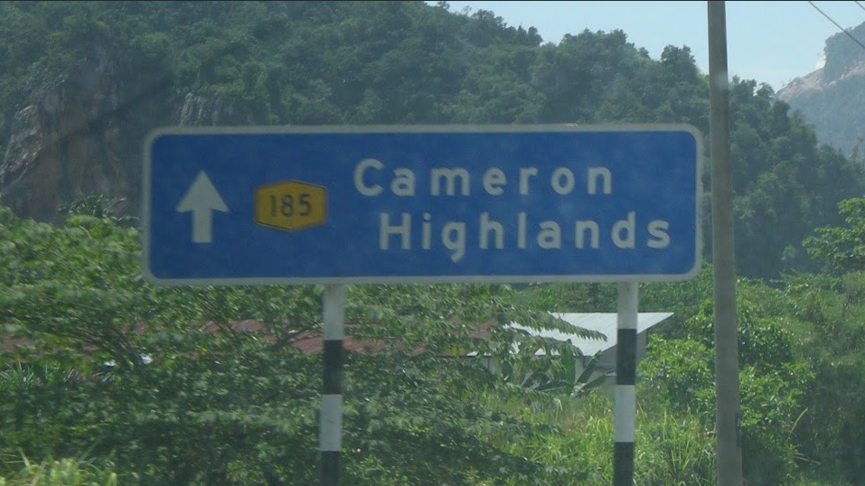 Cameron Highland