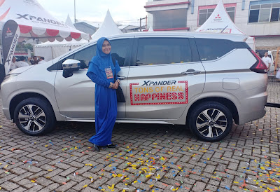 Xpander Tons Of Real Happiness di Medan