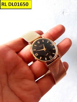 Đồng hồ dây lưới Rolex DL01650