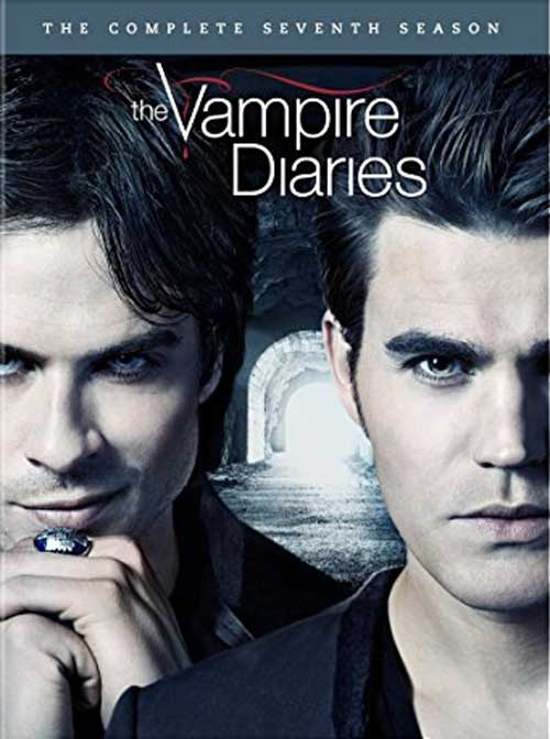 The Vampire Diaries [Season 7] [2016] [DVD9] [NTSC] [Subtitulado]