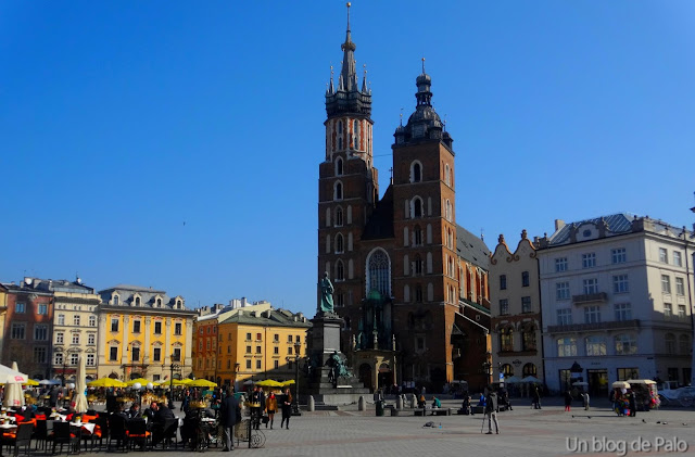 Comida tradicional polaca, qué comer en Cracovia