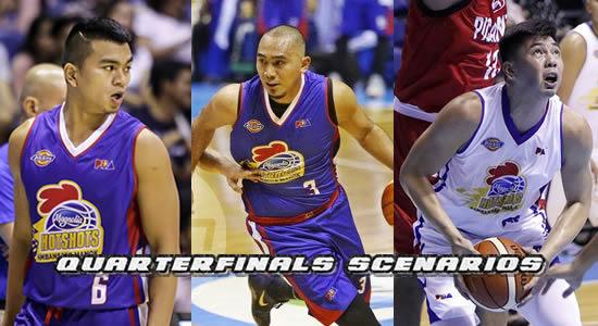 List of Scenarios for Magnolia in the Quarterfinals 2018 PBA Philippine Cup