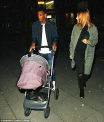 Martial Ex Wife Samantha And Their Baby