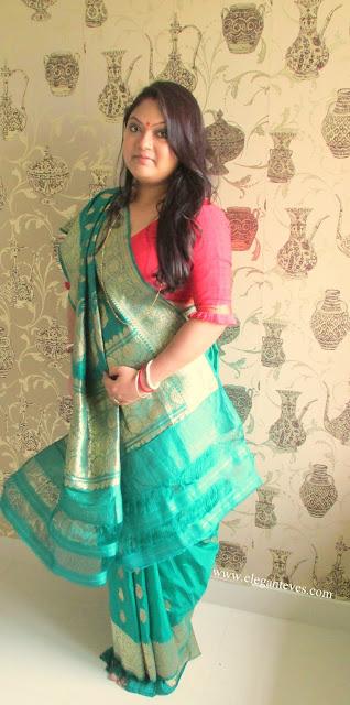 Katan Silk Banarasi Saree