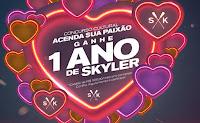 Concurso Cultural Skyler 'Acenda sua Paixão' acendasuapaixao.com.br