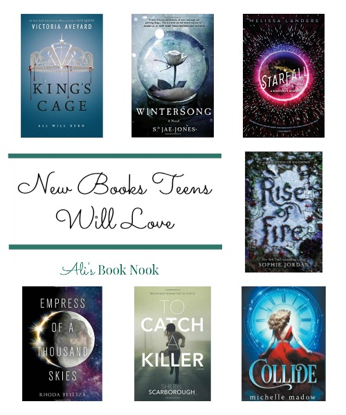 New Books Teens Will Love