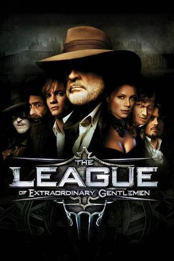 The League of Extraordinary Gentlemen (2003) ταινιες online seires xrysoi greek subs