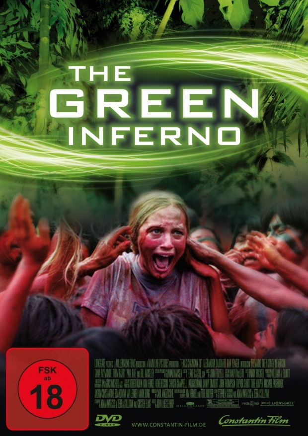 the green inferno full movie free 2015