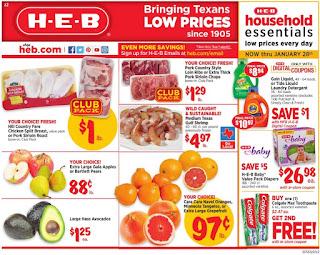 ⭐ HEB Ad 1/22/20 ⭐ HEB Weekly Ad January 22 2020