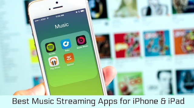 Best Music Streaming Apps for iPhone & iPad