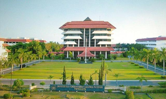 Informasi Pendaftaran Mahasiswa Baru (UPN -VETERAN) Universitas Pembangunan Nasional Veteran Yogyakarta 2019-2020