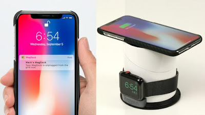MagDock – The Only All-in-One Wireless Recharging Dock You Ever Needed.