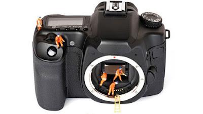 Merawat Kamera DSLR Agar Tidak Rusak