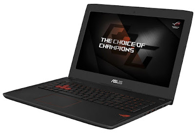 Asus ROG GL502VM Driver Support Download