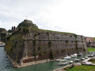 Corfu; Κέρκυρα; Kérkyra; Corfou; Corcyre; Grecia; Greece; Grèce; Ελλάδα; ciudadela vieja; castillo; fortaleza; castle; château; Contrafossa