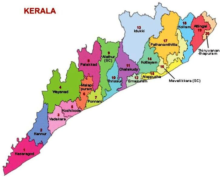 kmhouseindia: 2019 Kerala Lok Sabha Election Results
