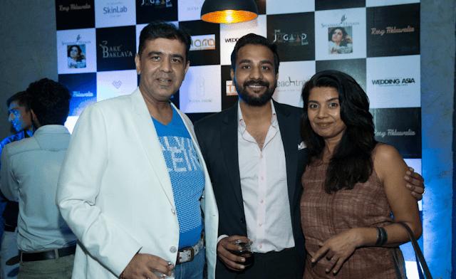 Jatish Monga & Sunny Kalra & Meeta Vashist