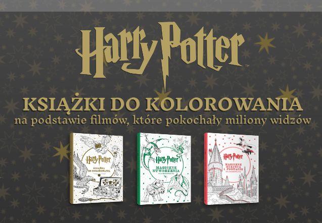Weekend Z Kolekcją Harrego Pottera 2 Książkowe Wyliczanki