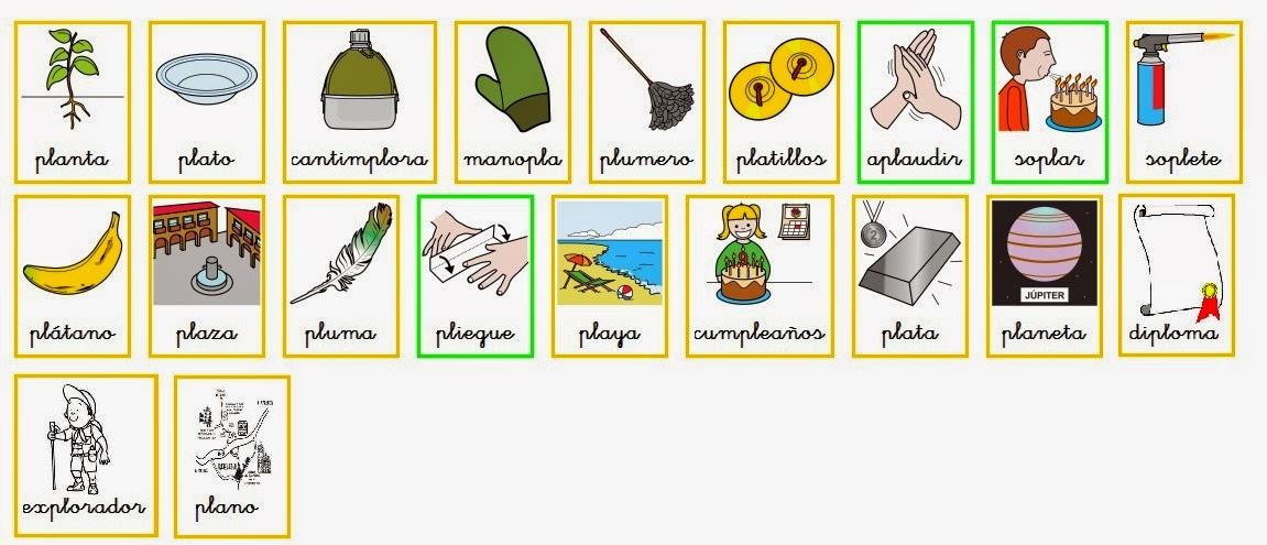 Dibujos Con La Trabada Br: TICs Y Recursos Educativos : Sinfones