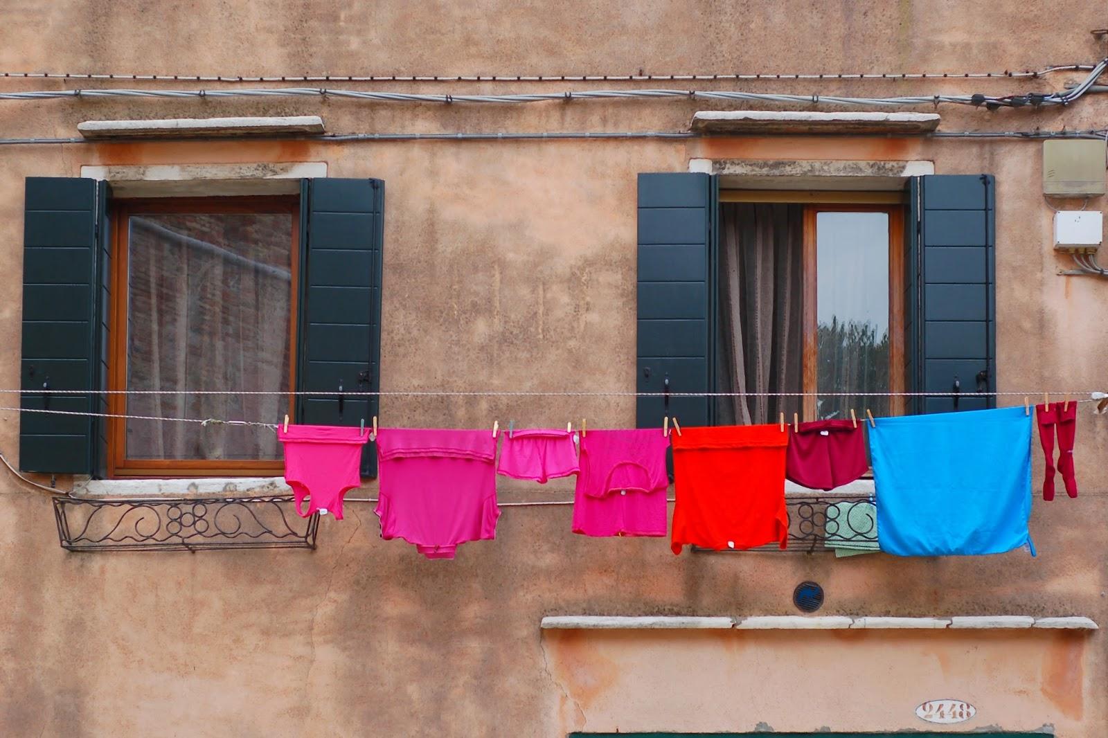 Le Chameau Bleu - Venise de la dame en rose