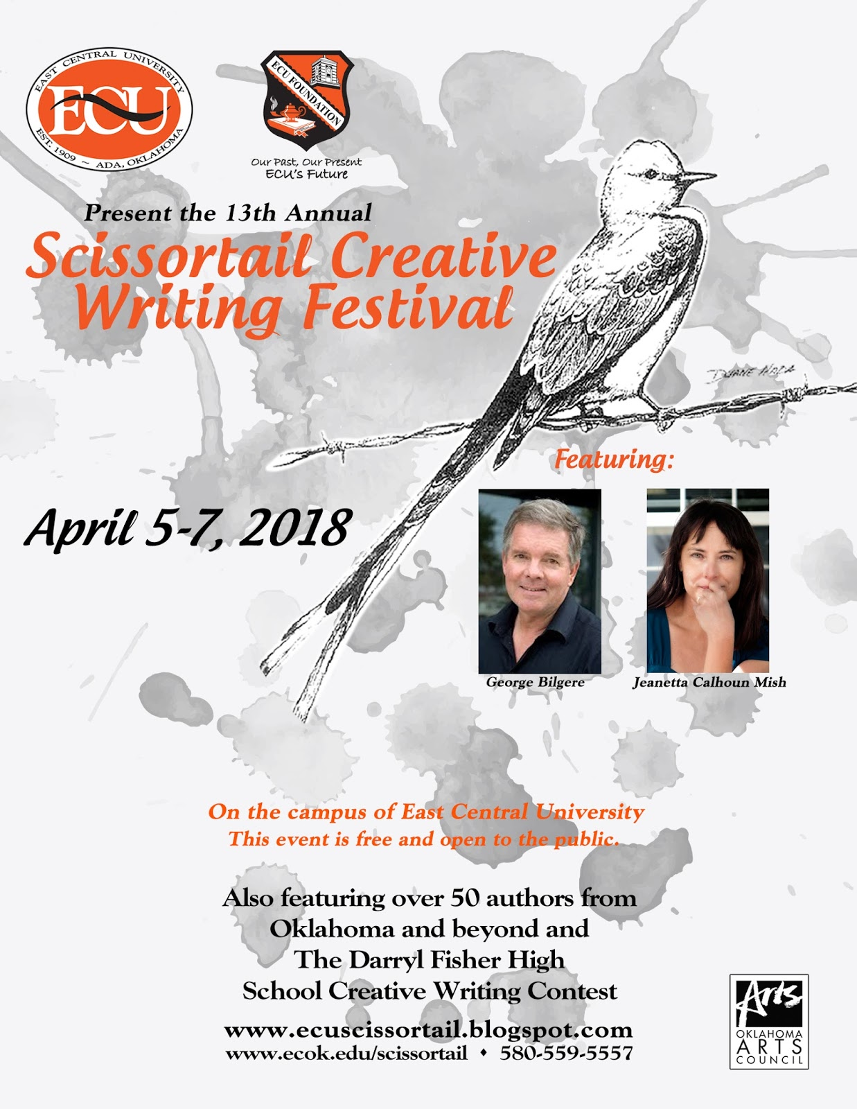 montreat college creative writing festival