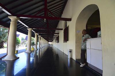wisata di makassar musium lagaligo fort rotterdam