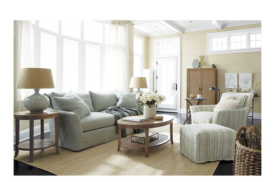 Forever Fun Ideas Crate and Barrel Living Room - crate and barrel living room