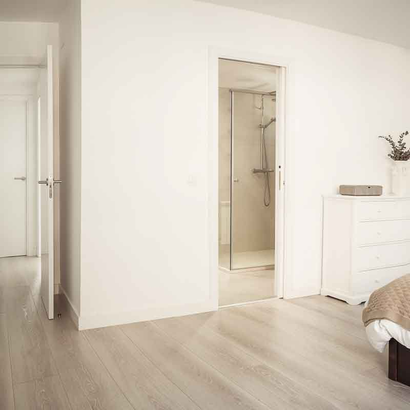 Impresionante reforma de una vivienda en Madrid