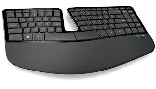Tastiera Sculpted Egonomic Keyboard