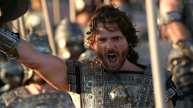Eric Bana en Troya