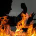 Menyesal bercinta tiga tahun, lelaki bakar tunang sampai maut