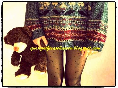 porque soñamos con un oso de peluche, que significado tiene?