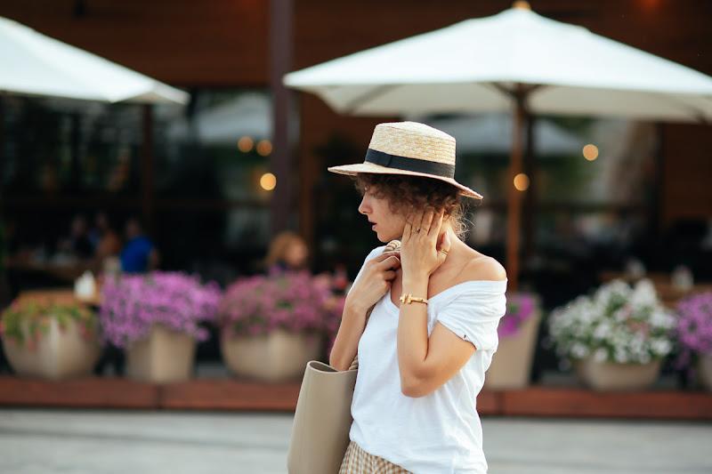 модная одежда и сочетания на каждый день