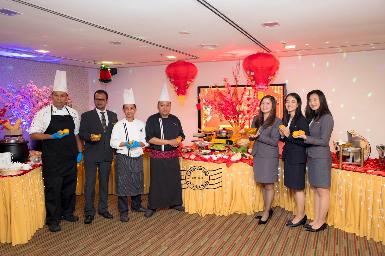 Chinese New Year 2019 Dinner Promotion by Sunway Hotel Georgetown and Sunway Hotel Seberang Jaya