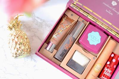 Resultado de imagem para mini kit Hoola da Benefit cosmétics