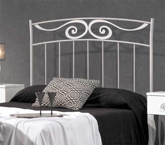 Cabecero forja moderno, cabezal forja dormitorio
